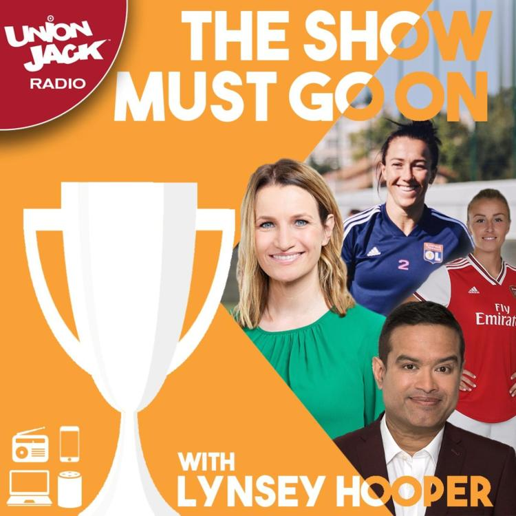 The Show Must Go On with Lynsey Hooper